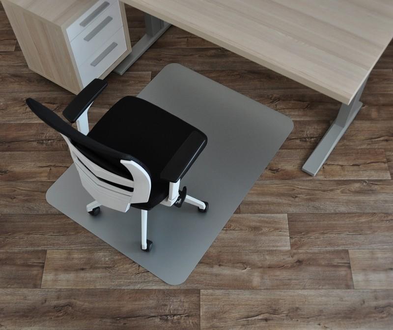 barevná podložka pod židle SMARTMATT 5090 PH-stříbro(120x90)