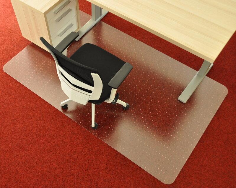 podložka pod židle SMARTMATT 5183 PCT -na koberce(120x183)