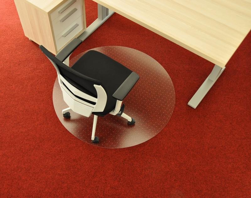 podložka pod židle SMARTMATT 5200 PCTD  - na koberce(120 cm)
