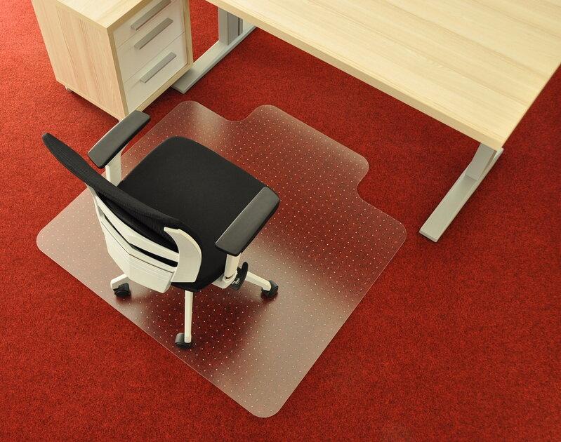 podložka pod židle SMARTMATT 5200 PCTL - na koberce(120 x120)