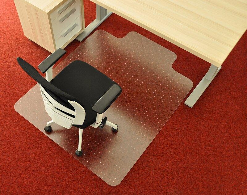 podložka pod židle SMARTMATT 5134 PCTL - na koberce (120x134)