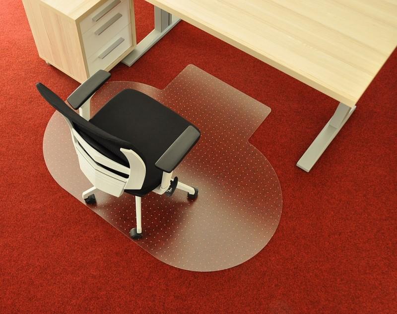 Podložka pod židle SMARTMATT 5100 PCTX-na koberce