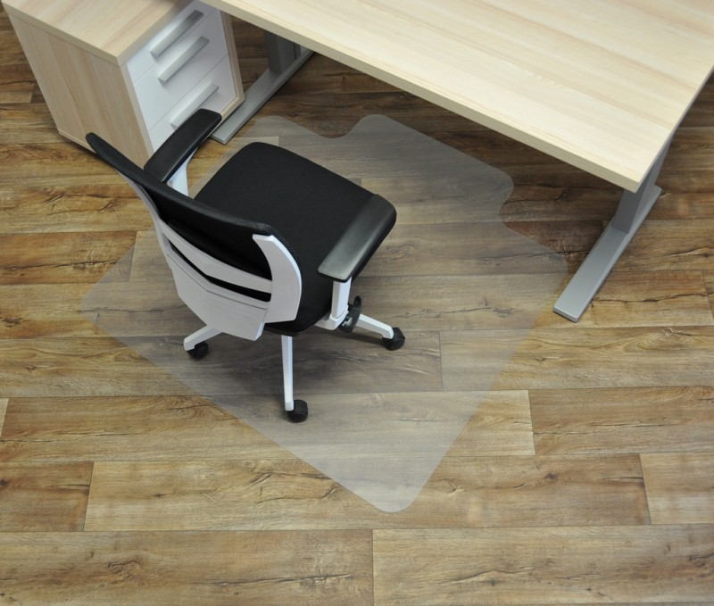 podložka pod židle SMARTMATT 5200 PHL  - na hladké podlahy(120x120)